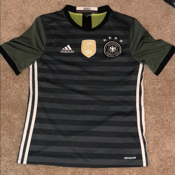 713454cfe adidas Other - Adidas Reversible Germany 2017 Away Jersey